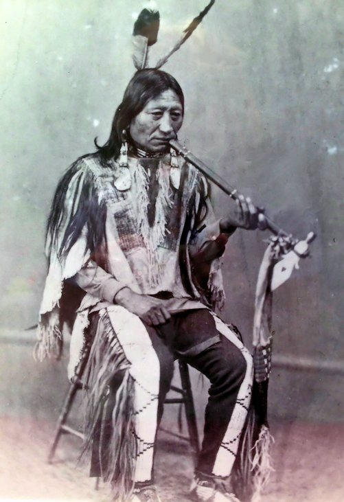 Lower Bule Chief Iron Nation
