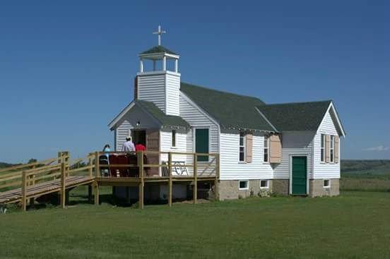 Messiah Episcopal Church Solomon Iron Nation