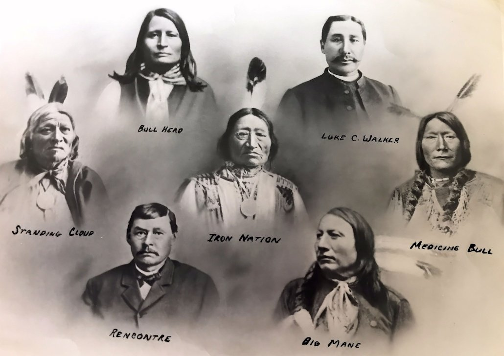 Lower Brule Nation Council of Chiefs